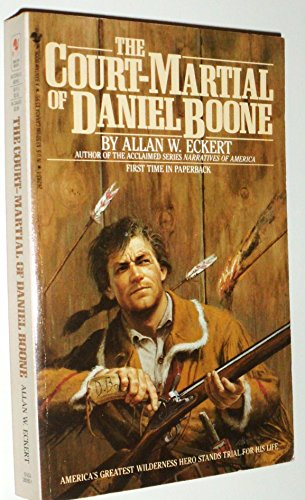 Court Martial of Daniel Boone by Brand: Bantam