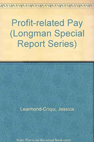 profit related pay longman special report series ebook
