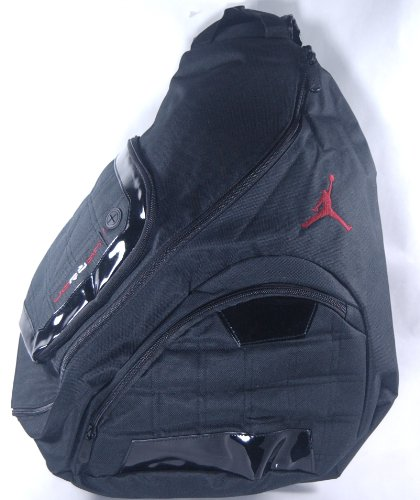 Nike Jordan Jumpman Elite Sling Back Pack Gym Bag New