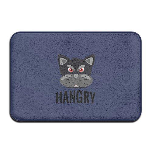 (Hangry Cat Welcome Doormat)