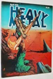 img - for HEAVY METAL MAGAZINE, APRIL 1978, VOL. I NO. 13 book / textbook / text book