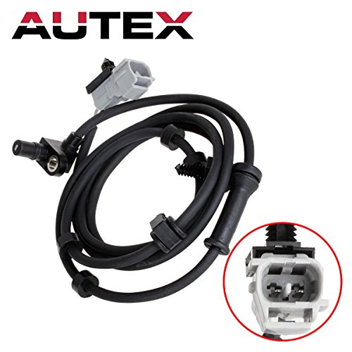 d Sensor Front Left/Right 5015882AA ALS211 For 2000-2002 Dodge Ram 2500 3500 5.9L 8.0L 4WD (Left Abs Speed Sensor)