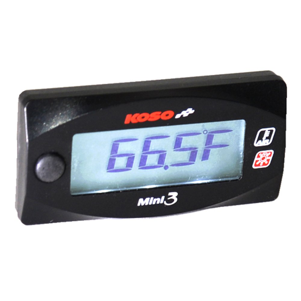 Temperature gauge (models with type A combination meter)