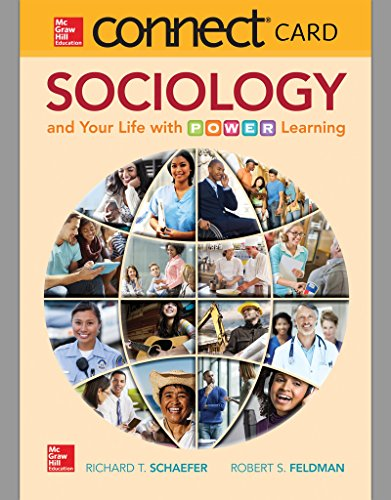 Sociology & Your Life With P.O.W.E.R Learning (Connect Acc)