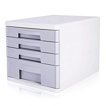 Amazon.com: File Cabinets Home Office Furniture Blue Light ...