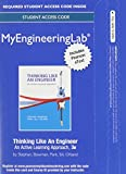 MyEngineeringLab with Pearson EText -- Access Card -- for Thinking Like an Engineer 3rd Edition