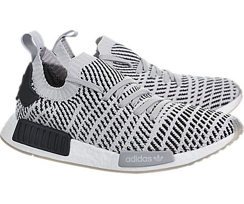 adidas Originals Men's NMD_R1 STLT PK Two/Grey one/Black, 9.5 M US