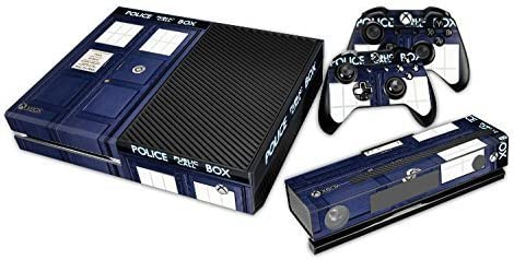 Freesticker? Doctor Who Xbox One Console and Wireless Controller ...