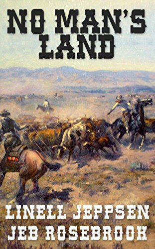 No Man's Land by [Jeppsen, Linell, Rosebrook, Jeb]