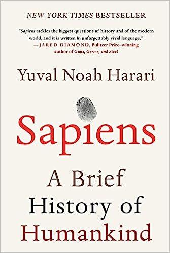 Yuval Noah Harari - Sapiens Audiobook Free Online