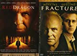 Fracture , Red Dragon : Anthony Hopkins 2 Pack Collection
