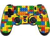 the grafix studio Lego Brick Playstation 4 (Ps4) Controller Sticker / Skin / Decal / Ps1