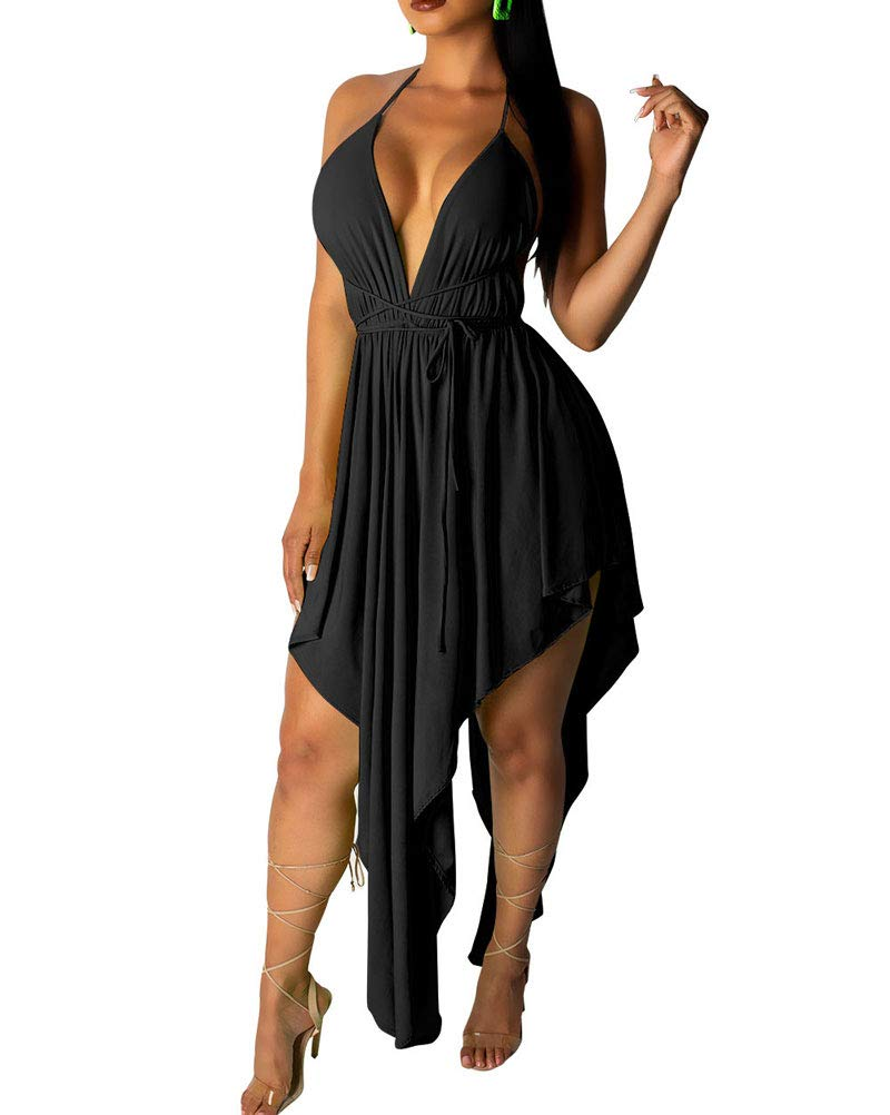 Mycherish Long Dress Black