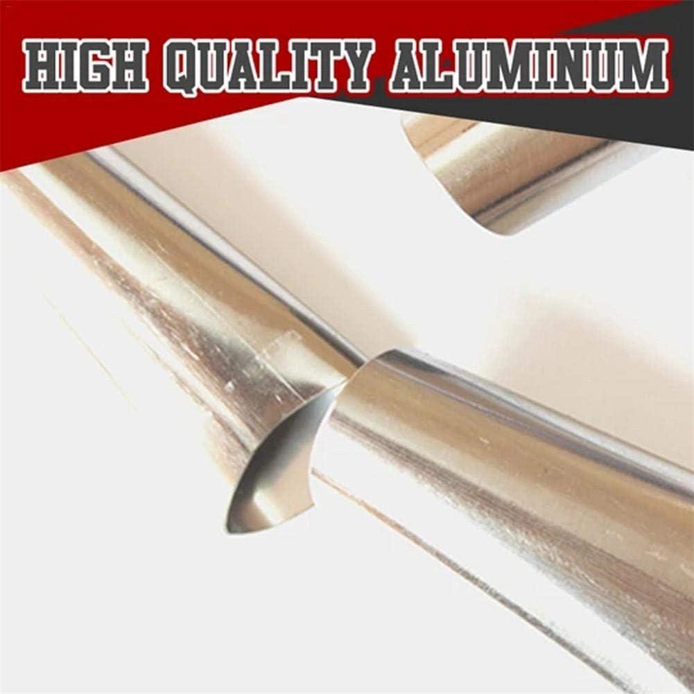 Mighty Caulking Finisher Stainless Steel Sealant Caulk Nozzle Finishing Tools for Kitchen Bathroom Window