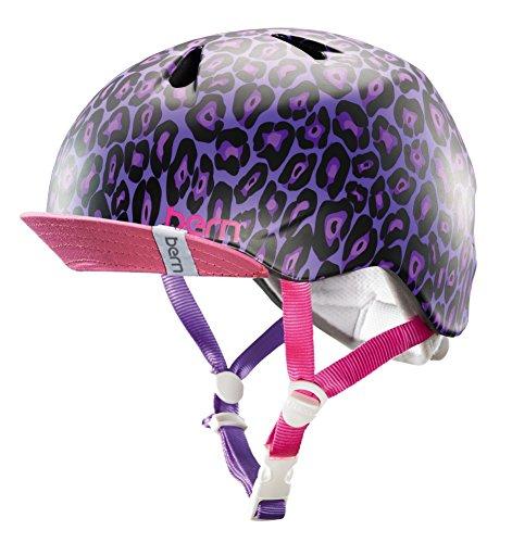 Bern Unlimited Jr. Nina Summer Helmet with Visor