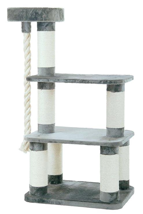 Maine Coon 3 Arbol Rascador Gato gris especialmente para gatos grandes