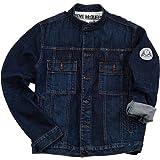 Troy Lee Designs The McQueen Men's Casual Wear Jacket - Denim / Large