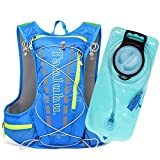 Hydration Pack Backpack with LEAK PROOF BPA FREE 2L Water...