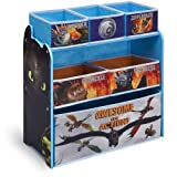 Delta Children's Products How to Train Your Dragon Multi-Bin Organizer by Mentald