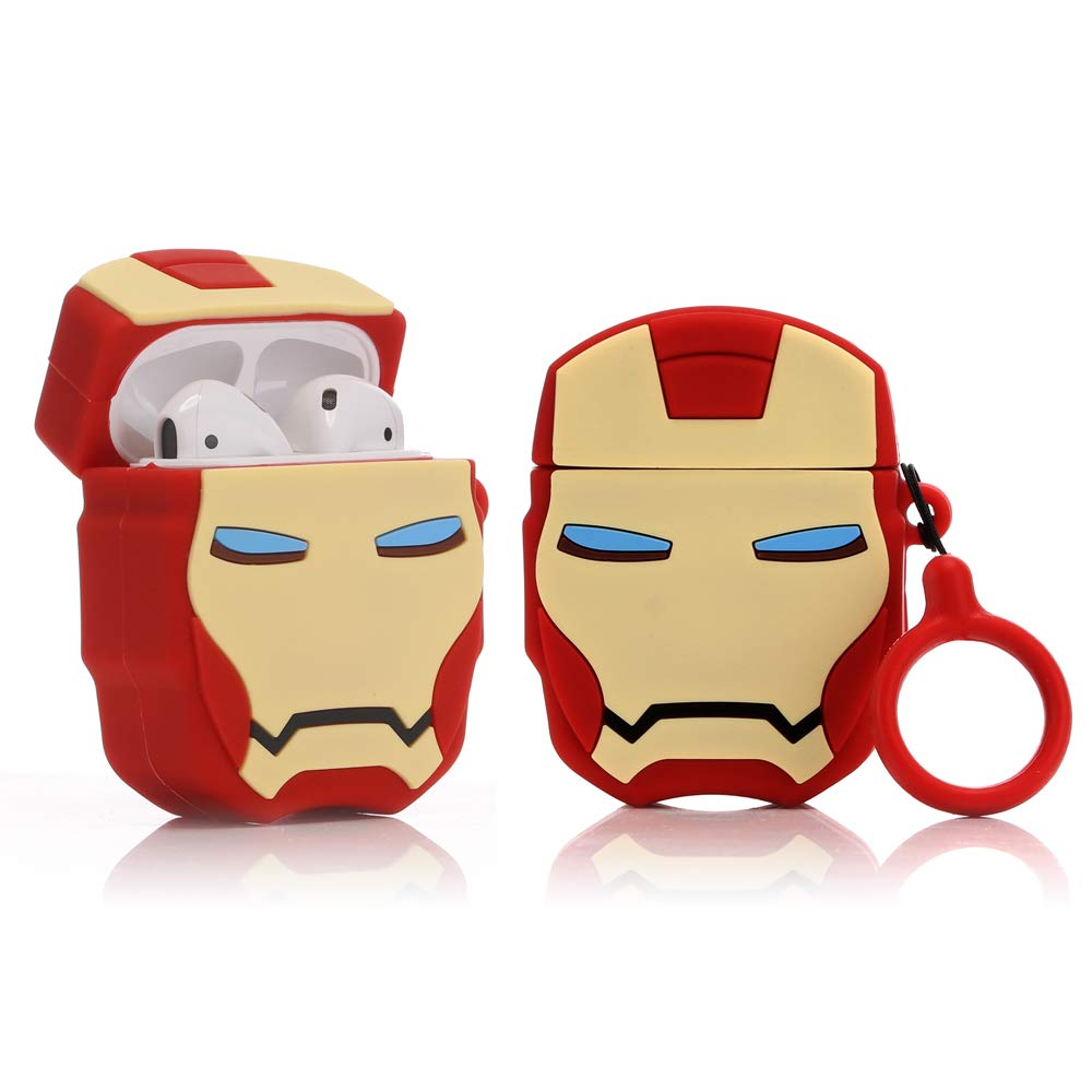 ویکالا · خرید  اصل اورجینال · خرید از آمازون · LKDEPO Airpods Silicone Case Cool Cover Compatible for Airpods 1&2 (Cartoon Series) (Designed for Kids Girl and Boys) wekala · ویکالا