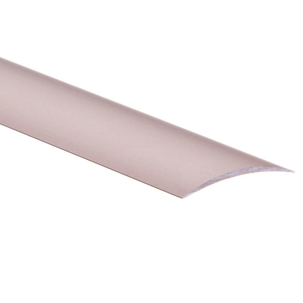 Barra di soglia in alluminio, bianco, 40 X 900 mm Cezar W-AL-LW40-DB-090