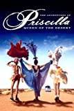 The Adventures of Priscilla, Queen of the Desert Movie Cover