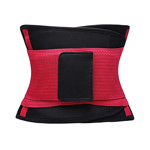 UUGULO Women Body Shaper Waist Trimmer Slimming Belt Control Wrap Lumbar Shaper Corset
