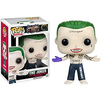 Amazon.com: Funko POP Keychain: Suicide Squad - Joker Action ...