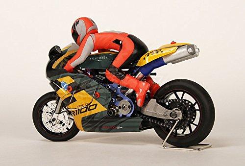 Hobbyking 15 Scale Nitro Rc Motor Bike Pnp Diy Maker Booole