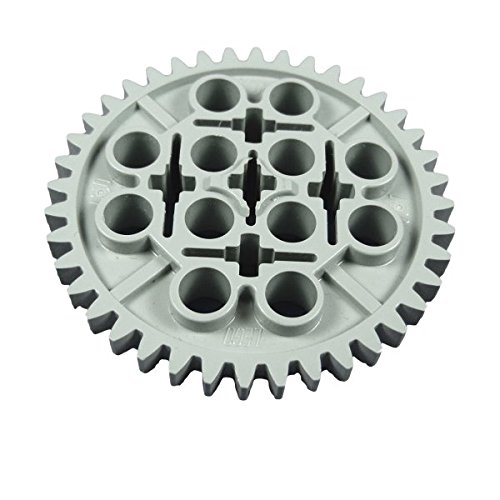 Lego Technic–2Gris Gears, 40dents, Technic
