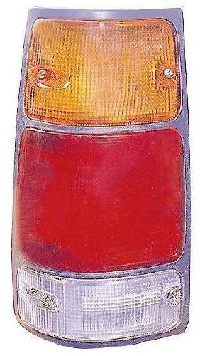 Depo 313-1901R-AS2 Honda/Isuzu Passenger Side Replacement Taillight Assembly -