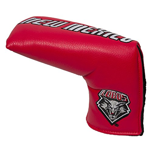 Team Golf NCAA New Mexico State Lobos Golf Club Vintage Blade Putter Headcover, Form Fitting Design, Fits Scotty Cameron, Taylormade, Odyssey, Titleist, Ping, - Putter New Ping