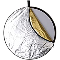 SHOPEE 42-inch 5-in-1 Collapsible Light Reflector
