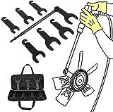 YANWEN 43300 Pneumatic Fan Clutch Wrench Set