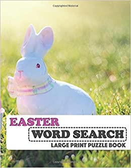 Amazon easter word search large print puzzle book freedom bell amazon easter word search large print puzzle book freedom bell easter gifts for adults word games negle Gallery
