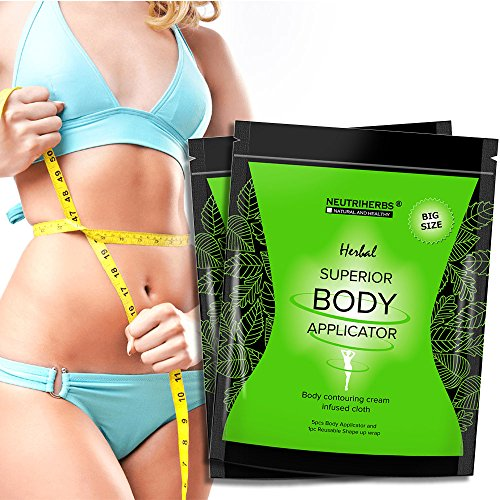 Amazon Neutriherbs Natural Superior Body Applicator Wraps Body