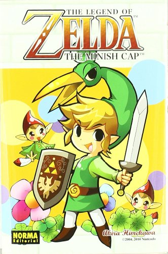 Descargar Libro The Legend Of Zelda 05: The Minish Cap Akira Himekawa