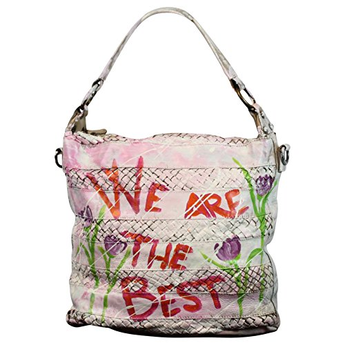 Mh My Musthave - Cloth Bag Multicolor Multicolor Woman Mittel