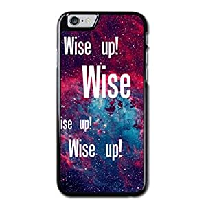 Apple Iphone 6 Cases, Iphone 6 Cases, Cateyes Hard Cover Case For Iphone 6 - Wise up