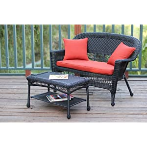 51xwZ-x0kRL._SS300_ 100+ Black Wicker Patio Furniture Sets For 2020