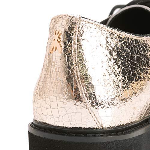 Oro Scarpe Stringate Patrizia Gold Pepe Donna Metalic BPqg8Iwg