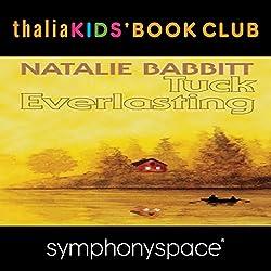 Thalia Kids' Book Club: 40th Anniversary of Tuck Everlasting with Natalie Babbitt