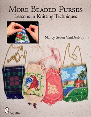 Book More Beaded Purses: Lessons in Knitting Techniques by Nancy Seven Van Der Puy (2009-01-01)