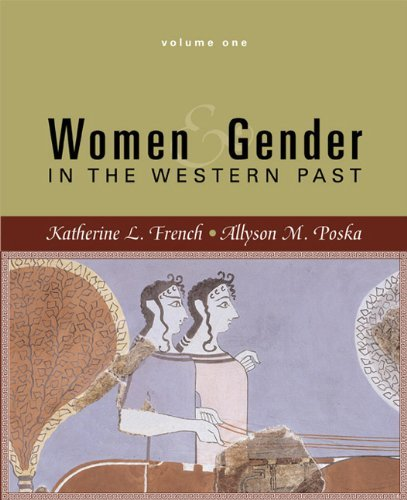 Read Online Women and Gender: In the Western Past, Volume One: 1st (First) Edition pdf epub