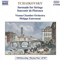 Tchaikovsky - Serenade for Strings; Souvenir de Florence