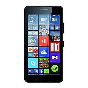 "Microsoft Lumia 640 - Smartphone libre Windows Phone (pantalla 5"", cámara 8 Mp, 8 GB, Quad-Core 1.2 GHz, 1 GB RAM), negro"