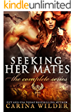 Seeking Her Mates Boxed Set: A Paranormal Dragon Shifter Serial (All Five Parts)