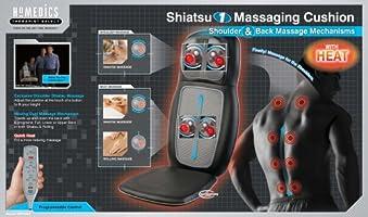 Amazon.com: HoMedics sbm-500h terapeuta Seleccionar Shiatsu ...