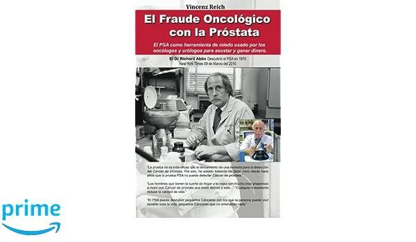 fraudes de próstata