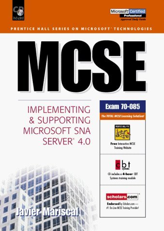 (MCSE: Implementing and Supporting Microsoft SNA Server 4.0)